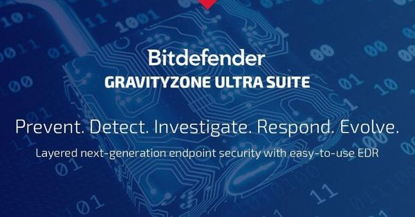 Bitdefender Gravity Zone Ultra